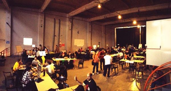 Media Party. Foto: Ignacio Castro